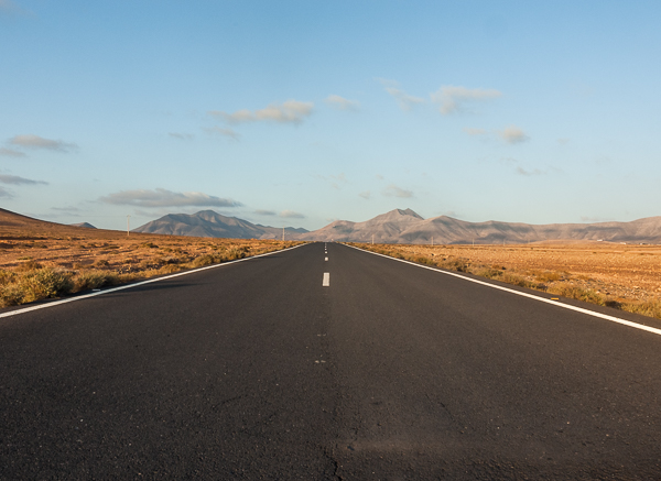 location manager canary islands road
