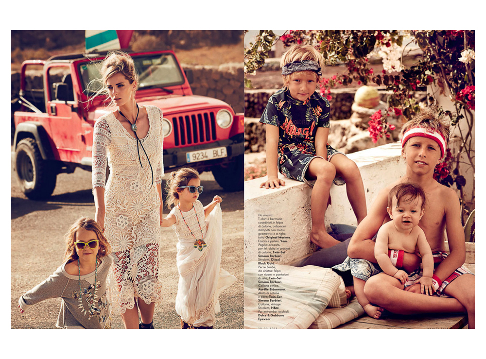 VANITY FAIR SHOOTING KIDS FUERTEVENTURA 03