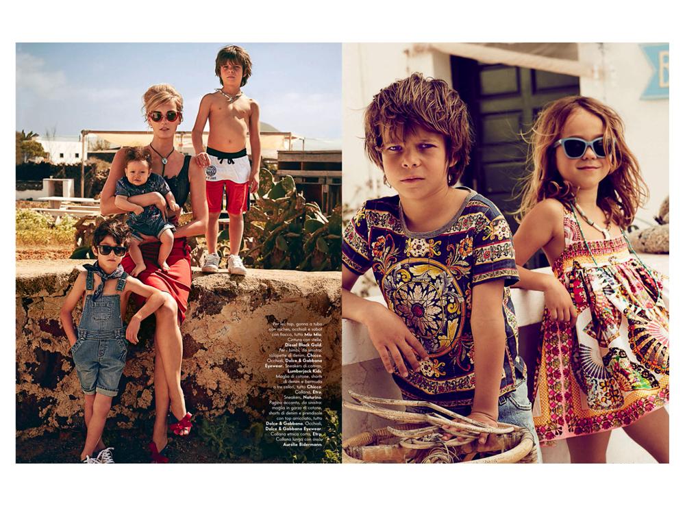 VANITY FAIR SHOOTING KIDS FUERTEVENTURA 04